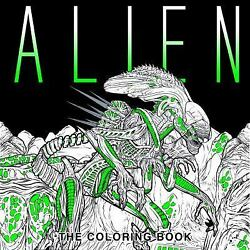 Alien: The Coloring Book $7.40