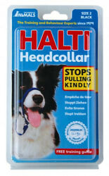 The Company of Animals Halti Headcollar for Dogs Stops Pulling Padded Nose Band  $37.04