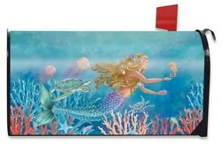 Mermaid Standard Mailbox Covers Magnetic $16.74