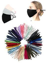 100 DIY Mask Sewing Elastic Band with Adjustable Buckle. $10.95