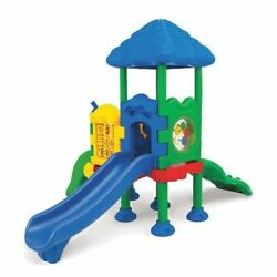 ULTRAPLAY DC-2MDR02-08-0204 Discovery Center Commercial Playground 2 Deck $4,448.49