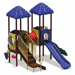 ULTRAPLAY Uplay-003 Signal Springs Playground RedBlue $9,702.99