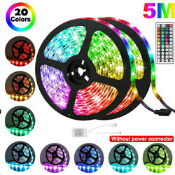 Flexible Strip Light RGB LED SMD Remote Fairy Lights Room TV Party Bar~ $10.79