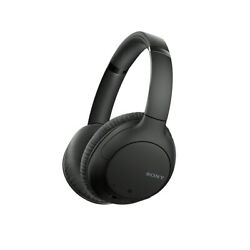 Sony WH CH710N B Wireless Bluetooth Noise Cancelling Headphones $49.99