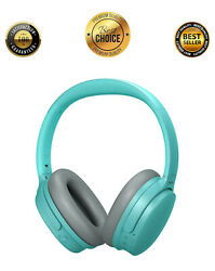 Active Noise Cancelling Wireless Bluetooth Headphones Over Ear with Microphone $51.99
