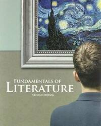 Fundamentals of Literature Student Text Second Edition - Paperback - GOOD $17.92