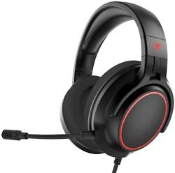 N20 Stereo Gaming Headset with Detachable Noise Canceling Mic Work from Home He $45.95