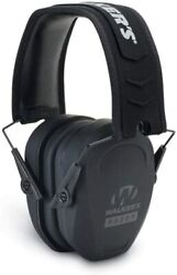 Passive Earmuff Shooting Range Gun Firearm Hearing Ear Muff Protection Black NEW $35.95