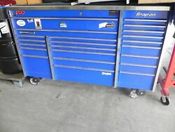 Snap on Tool Box Great Box Light Use SS Top and Ready for your tools! $6,800.00