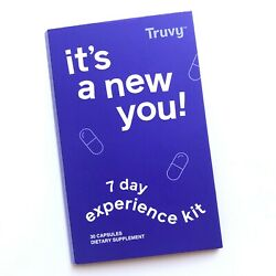 1 Week Truvy *TRUVISION NEW FORMULA* Tru Vy Weight Loss Supplement Combo $33.00