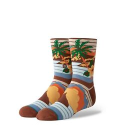 Stance Everyday Kids Socks Bienvenidos Youth Size M 11 1  $9.00