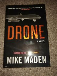 Drone By Mike Maden $5.00