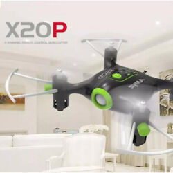 Mini Nano Remote Control RC Radio Helicopter Gift Toys for Kids Micro Drone 2CH $15.44