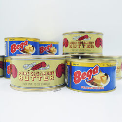 Bega Canned Cheese and Red Feather Canned Butter Combo Pack Emergency Food $39.89