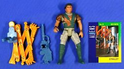 ALIENS O'MALLEY SPACE MARINE UK EXCLUSIVE 1992 KENNER $49.99