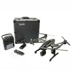 Yuneec Typhoon Q500 4K RTF Quadcopter Drone Aluminum Case and Backpack Included $650.00