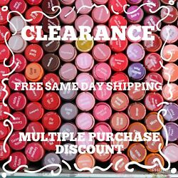 CLEARANCE!! LipSense Long Lasting Liquid Lip Color - LOW PRICES!!  FREE SHIPPING $29.99