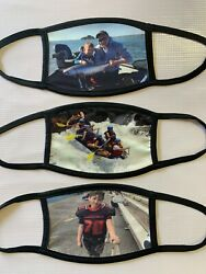 Face Mask custom PHOTOGRAPH  Face Cover Washable Reusable personalized PHOTO $10.99