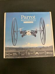 Parrot Mini Drones Rolling Spider Extra Battery White $49.99