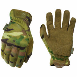Mechanix Macanic Fast Fit Tactical Military Gloves Coyote Multicam S M L XL XXL $15.95
