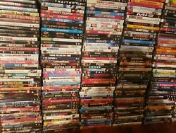 DVD Movies Lot $4-$5 Each! U PICK MOVIE (FREE SHIPPING AFTER 1st DVD) PREMIUM! $4.00