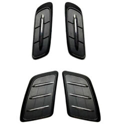 20X Hood Canopy Leaf Plate Air Outlet Decorative Exterior for Mercedes GLE J8D1