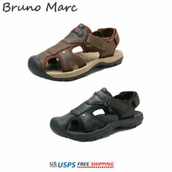 Bruno Marc Mens Sports Sandals Outdoor Fisherman Beach Walking Shoes Water Shoes $20.79