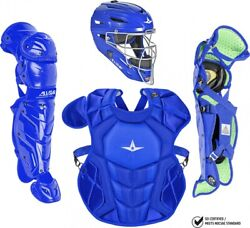 All Star Youth Nocsae System7 Axis Pro Catcher's Set $349.95