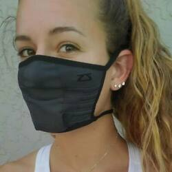 Performance Face Mask 10015 Black $16.00