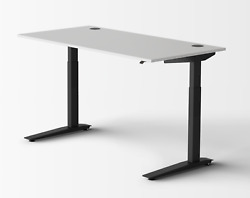 FULLY Standing Desk Top (48x27 inch White Laminated) $60.00