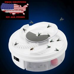 Electronic USB Automatic Fly Catcher Fly Trap Pest Control Killer Mosquito $15.95