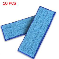 10x Washable Wet Mopping Pads Clean Floor for iRobot Braava Jet 240 241 Mop NEW $14.99