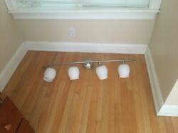 Klaffs bathroom lights for wall above vanity or mirror.  Excellent condition.   $40.00