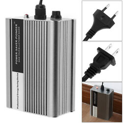 50KW Power Energy Saver Saving Box Electricity Bill Killer Up to 35% for Home US $18.74