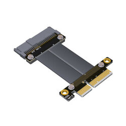 U.2 NVMe SSD to PCI E 3.0 x4 SFF 8639 NVMe PCIe Extension Data Cable 8G bps $27.14