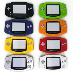 Nintendo Gameboy Advance Shell Housing Replacement Game Boy GBA IPS Ready Trim $17.99