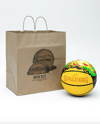 Spalding Street Taco Supreme Ball Limited Edition $89.00