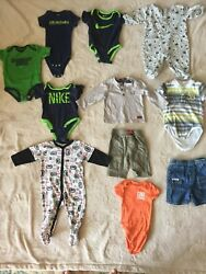 Boy#x27;s Infant Designer Clothing Lot Size Range from 0 3 Months amp; 9 Months