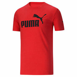 PUMA Men#x27;s Essentials Heather Tee