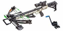 Carbon Express X Force PileDriver 390 Crossbow with Crank 20310 $269.99
