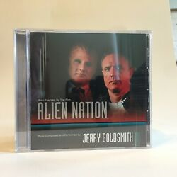 Alien Nation - Jerry Goldsmith Score Varese Limited Edition CD SEALED $23.00