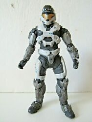 Mcfarlane Halo Reach Series 1 White Spartan Mark V B 5.5 Action Figure $15.99