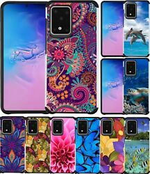 For Samsung Galaxy S20 S20 Plus S20 Ultra Phone Case Colorful Slim Hybrid Cover $9.99