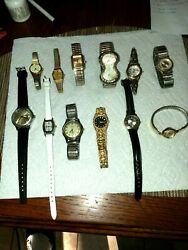 Lot of 12 Watches $35.00