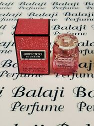JIMMY CHOO BLOSSOM 4.5ML EDP SPLASH TRAVEL SIZE MINI FOR WOMEN $15.25
