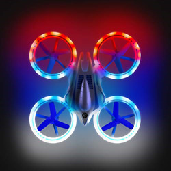 Mini Drones for Kids and Beginners – UFO 4000 LED RC Kid Drone Remote Control $42.42