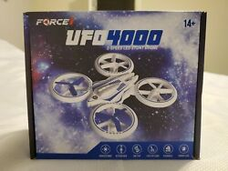 Force1 UFO 4000 LED Mini Drones for Kids Small RC Drones for Beginners 5S1 $32.99