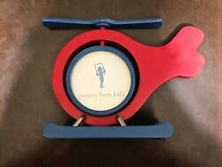 Pottery Barn Helicopter Kids Picture Frame $21.00