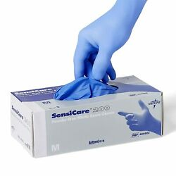 Nitrile Vinyl Powder Free Gloves S M L XL Gloves 50 100 200 1000 PCS ✔ $23.95