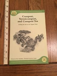 Compost Vermicompost amp; Compost Tea 2011 Revised amp; Updated G. Gerhuny Like New SC $17.95